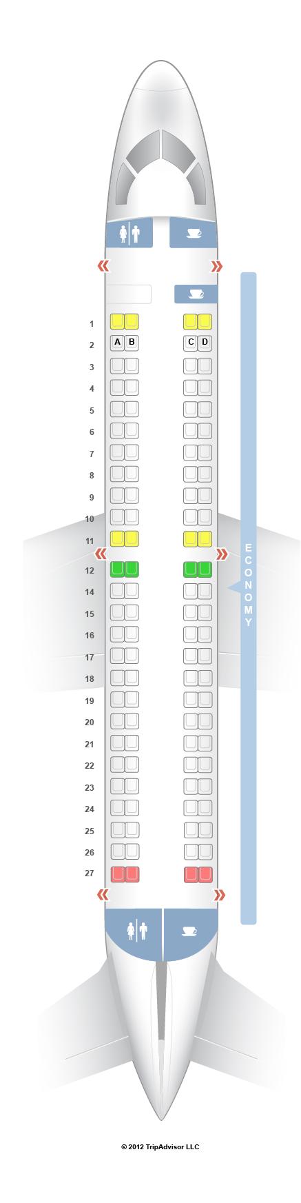 Seatguru seat map china airlines embraer e 190 - China southern airlines hong kong office ...