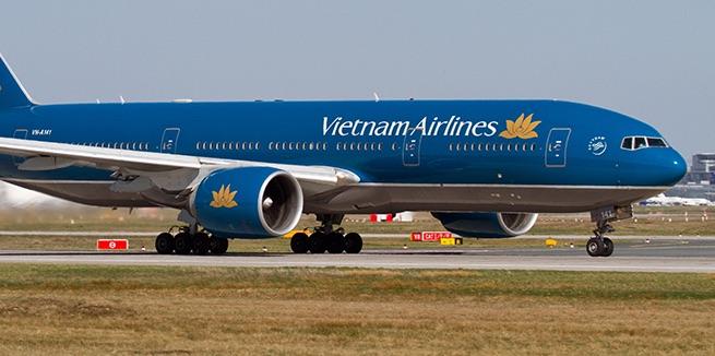 Hasil gambar untuk Vietnam Airlines (VN)