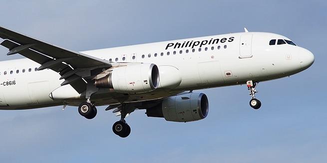 In Philippine Air Grille : Philippine airlines flight information