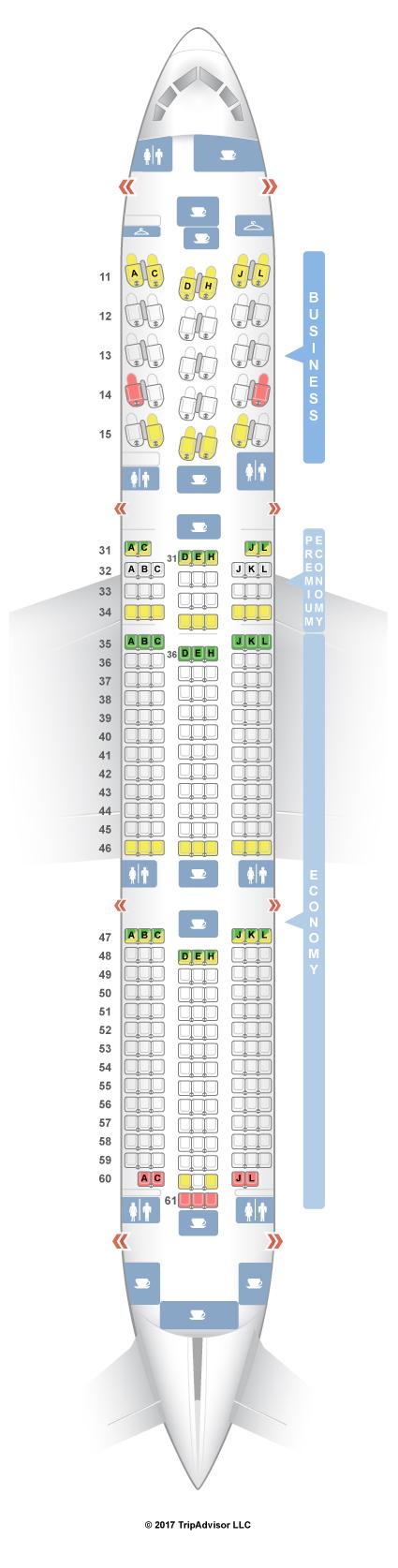 Norwegian 787 9 Dreamliner Seat Map Brokeasshome Com