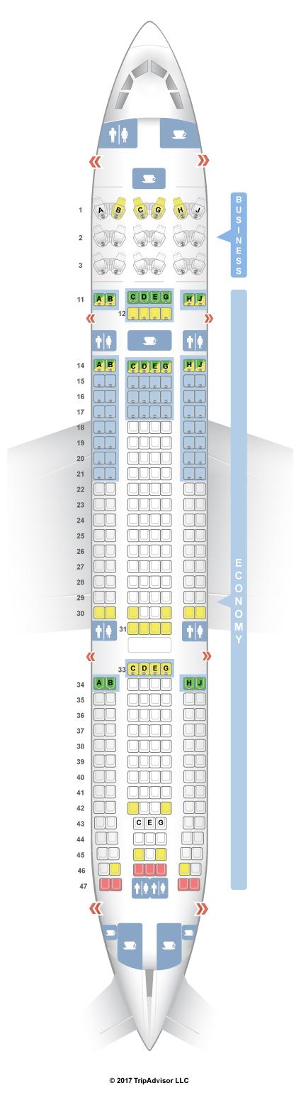 United Flight Information  Airline Seat Maps Flights