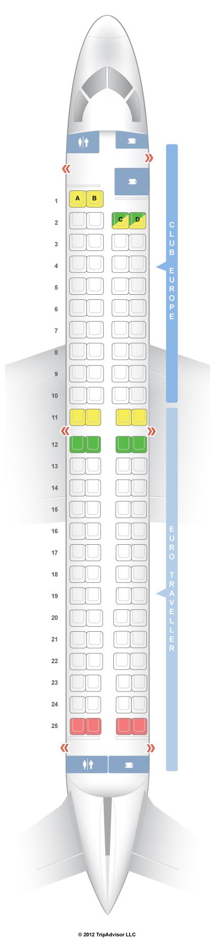 Embraer 195 Seating Plan Aurigny Brokeasshome Com