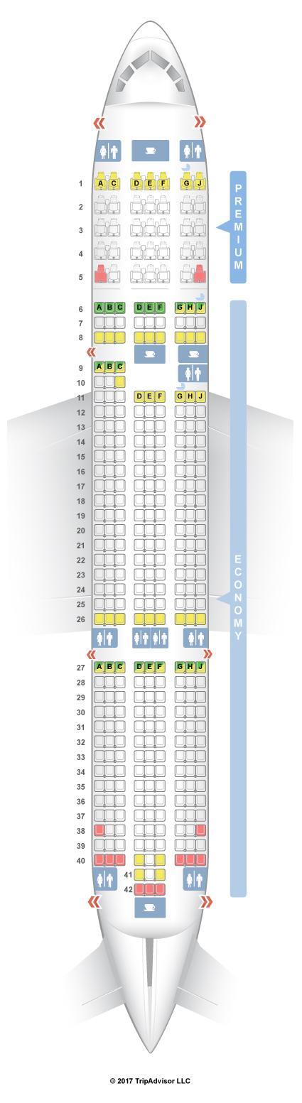 Dreamliner Seat Map Norwegian   Brokeasshome.com