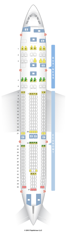 Avianca Seat Map Brokeasshome Com
