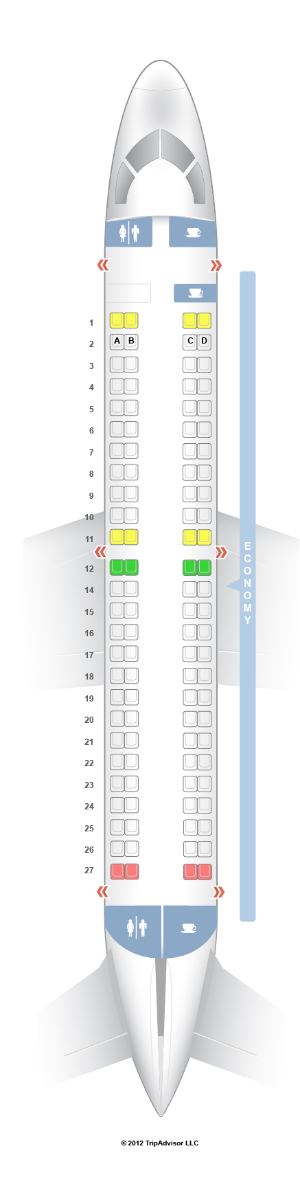Aircraft E90 Seating Chart The Best And Latest Aircraft 2017