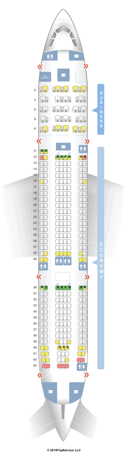 Airbus a330 seating chart aer lingus elcho table