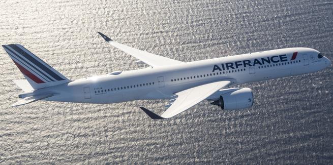 Air France Flight Information