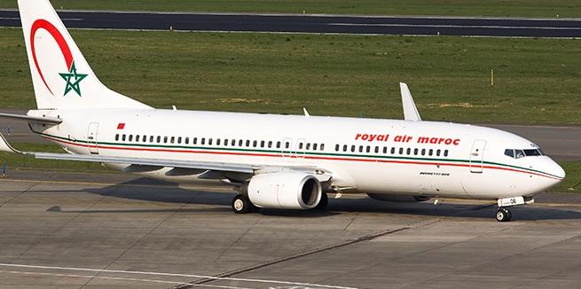 Royal Air Maroc Flight Information