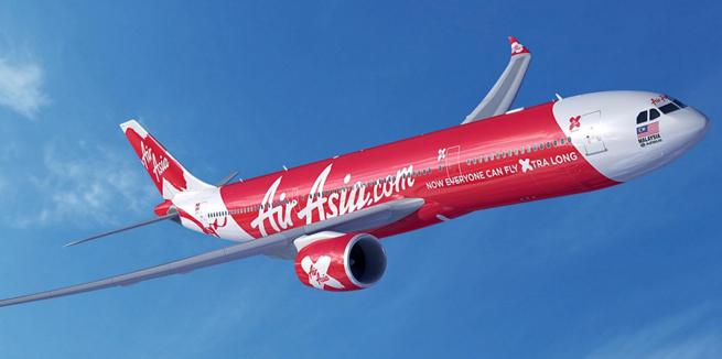 AirAsia X Flight Information