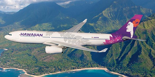 Hawaiian Airlines Flight Information
