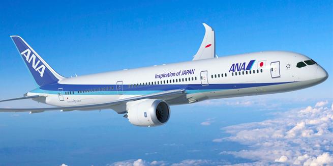 ANA Flight Information