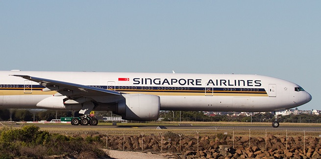 Singapore Airlines Flight Information
