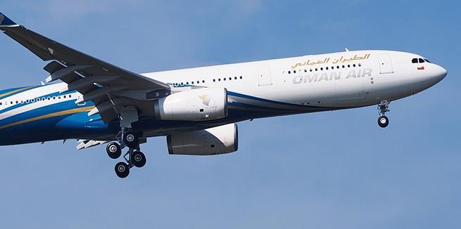 Oman Air Flight Information