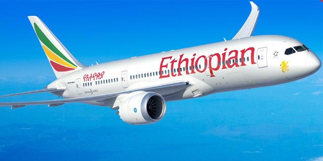 Ethiopian Airlines Flight Information