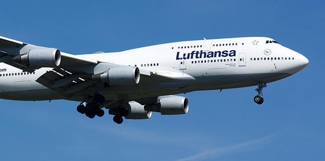 Lufthansa Flight Information