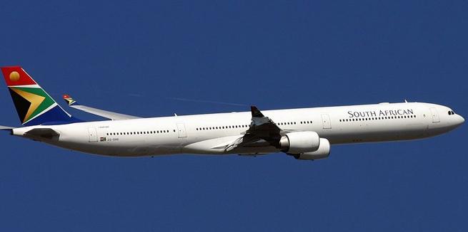 South African Airways Flight Information