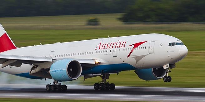 Austrian Flight Information