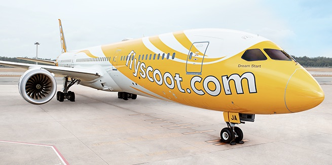 Scoot Airlines Flight Information