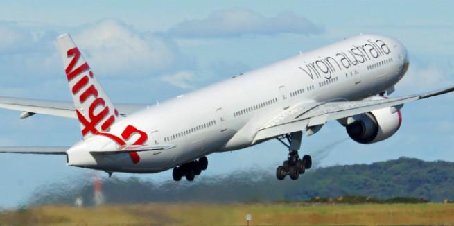 Virgin Australia Flight Information