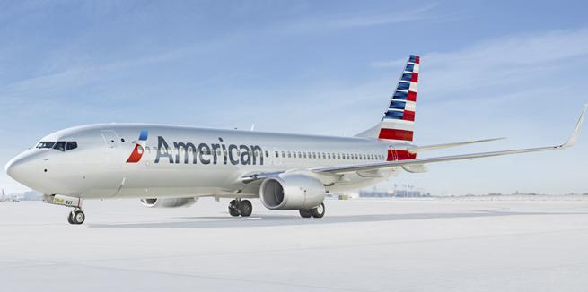 american airlines flight information