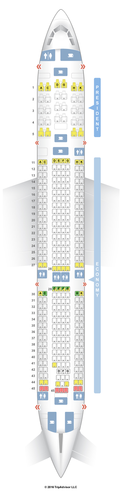 Airbus A330 300 Seating Chart Malaysia Elcho Table