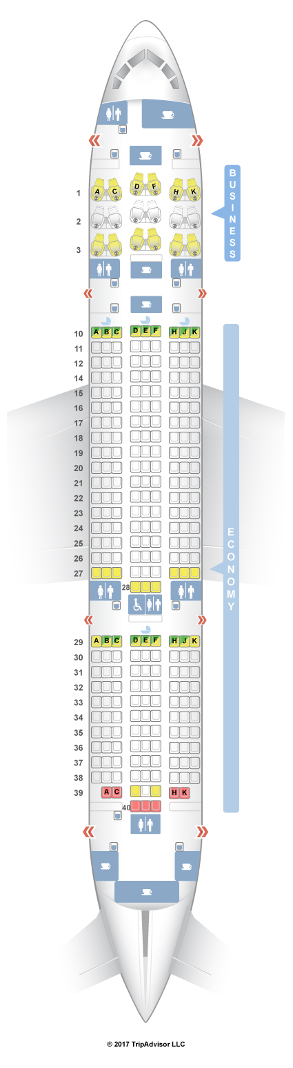 seatguru seat map royal air maroc boeing 787 8 788