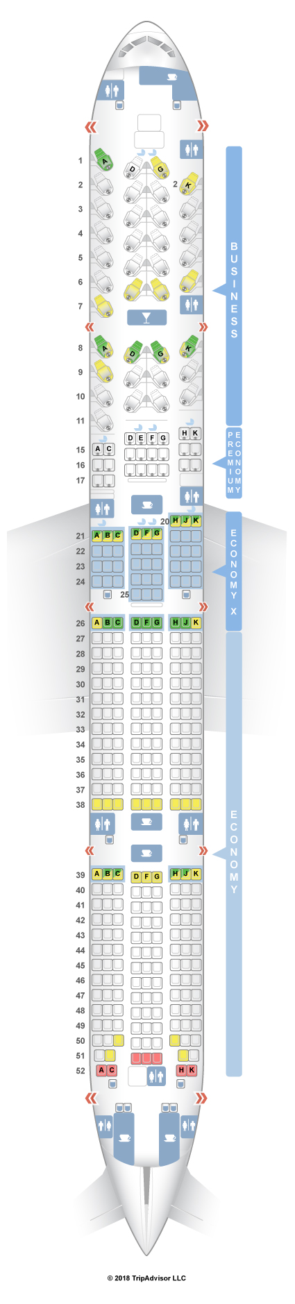 Virgin Australia 777 300er Seat Map.Virgin Australia Seat Map 777 Twitterleesclub