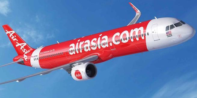 AirAsia Flight Information