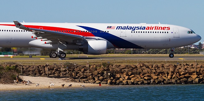 Malaysia Airlines Flight Information