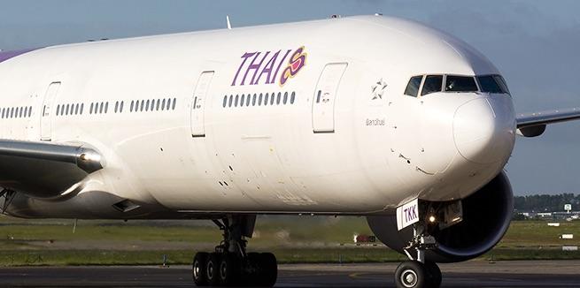 THAI Flight Information