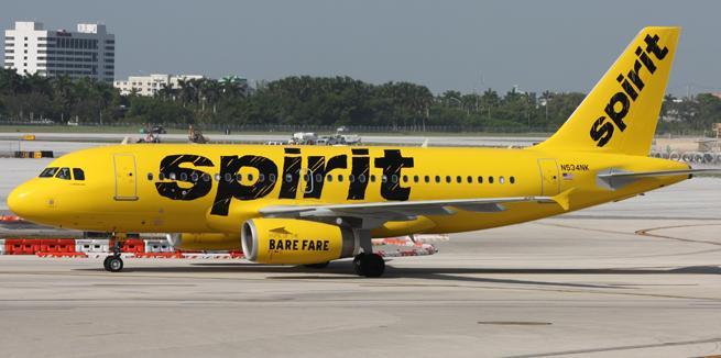 spirit airlines alliance