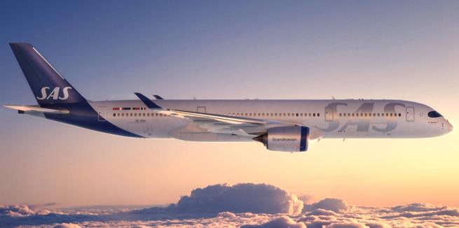 SAS Flight Information