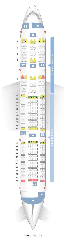 seatguru seat map ana boeing 787 8 788 layout 2