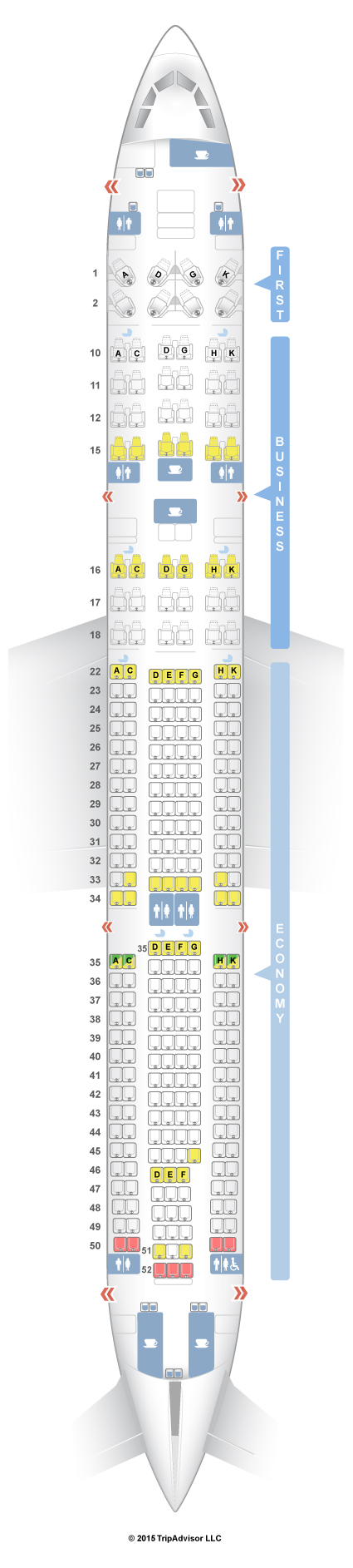 cathay pacific 333 seat map Seatguru Seat Map Iberia Airbus A330300 333 V1 Induced Info cathay pacific 333 seat map