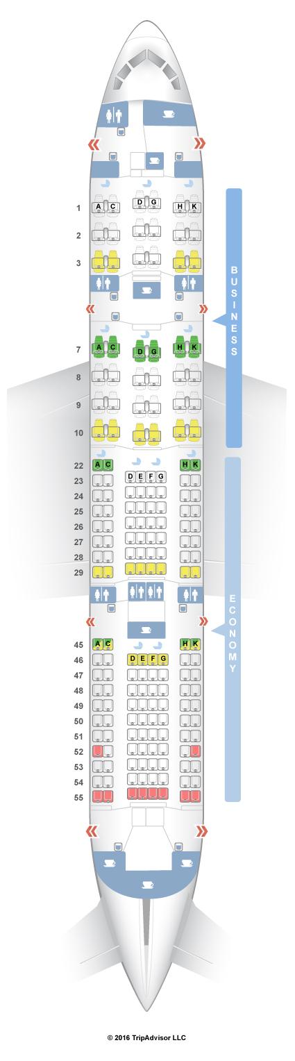 seatguru seat map japan airlines boeing 787 8 788 v1