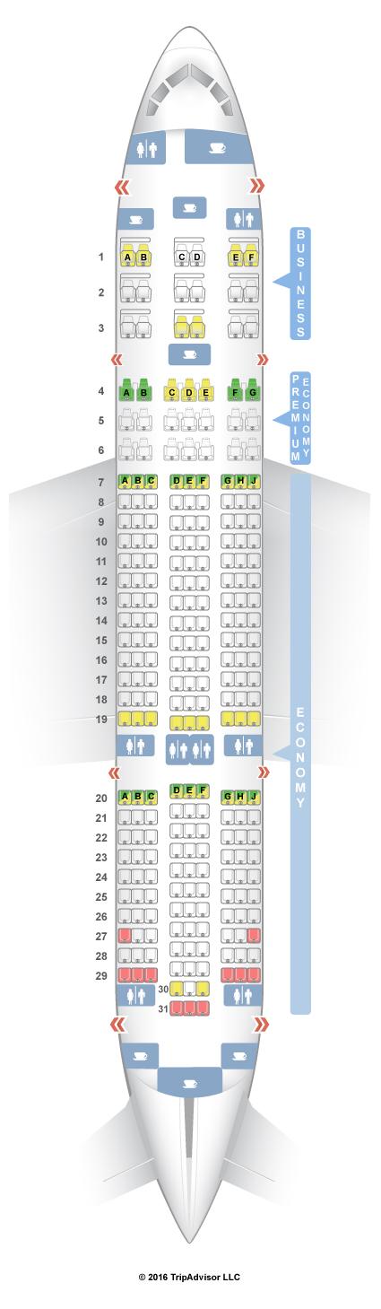seatguru seat map lot polish airlines boeing 787 8 788