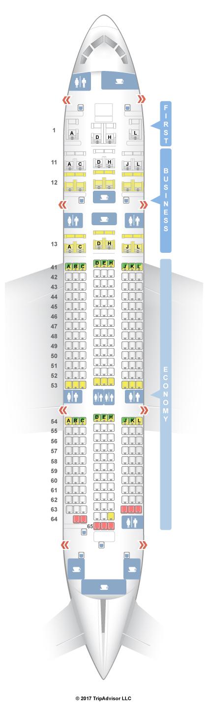 seatguru seat map xiamen airlines boeing 787 8 788