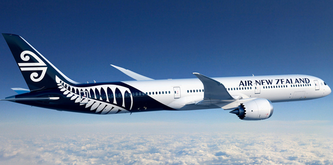 Air New Zealand Flight Information