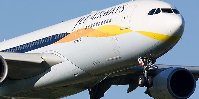 Jet Airways Flight Information