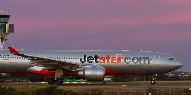 Jetstar Flight Information