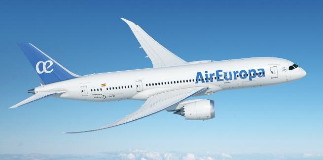 Air Europa Flight Information