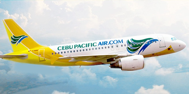 CEBU Pacific Air Flight Information