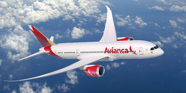 Avianca Flight Information