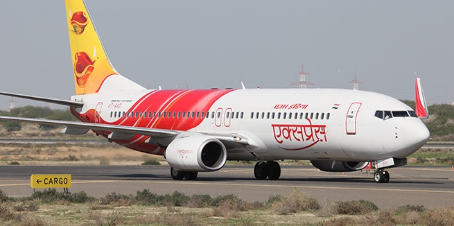 Air India Express Flight Information