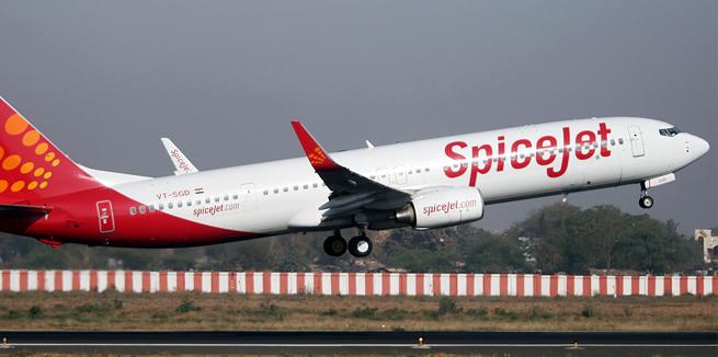 SpiceJet Flight Information