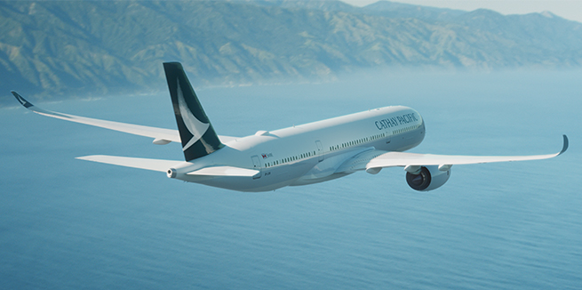Cathay Pacific Flight Information