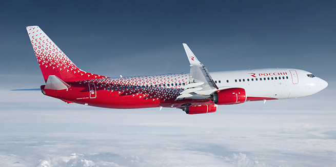 Rossiya - Russian Airlines