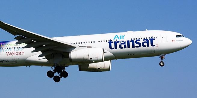 Air Transat Flight Information