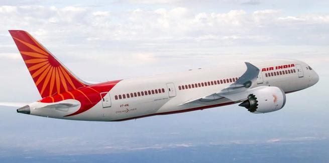 Air India Flight Information