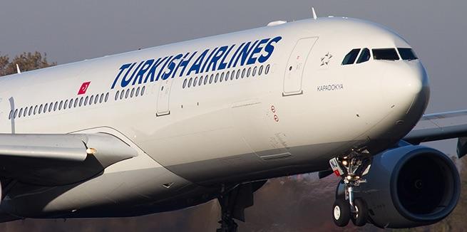 Turkish Airlines Flight Information